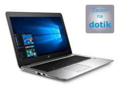 HP prenosnik EliteBook 850 G3 i5/8/256+1TB/FHD/W10p (L3D23AV)