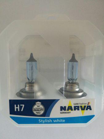Narva halogenska žarnica H7 Range Power Blue Twin set