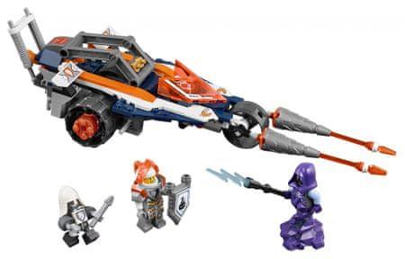 LEGO NEXO KNIGHTS™ 70348 Bojowy Pojazd Lance'a