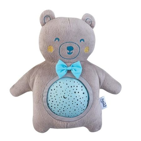 Pabobo Musical STAR Elemes projektor, Teddy Boy