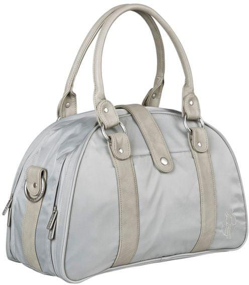Lässig Glam Shoulder Bag Light Grey