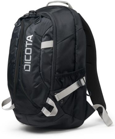 DICOTA Backpack Active 14-15.6 black/black (D31220)