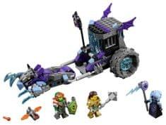 LEGO® Nexo Knights 70349 Ruina a mobilné väzenie