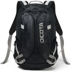 Dicota Backpack Active XL 15-17.3 black/black (D31222)