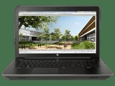 HP prenosnik ZBook 17 G3 i7-6700HQ/16GB/SSD512GB+1TB/M1000M/W10P (M9L91AV)