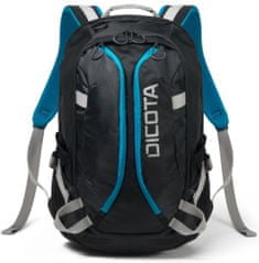 Dicota Backpack Active XL 15-17.3 black/blue (D3123)