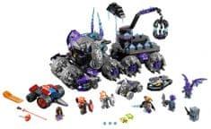 LEGO® Nexo Knights 70352 Jestrov Hororski ekstremni agresivni destruktor (H.E.A.D)