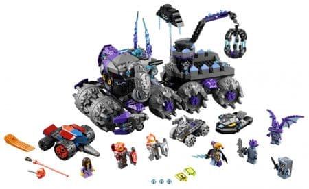 LEGO NEXO KNIGHTS 70352 Jestrov glavni štab