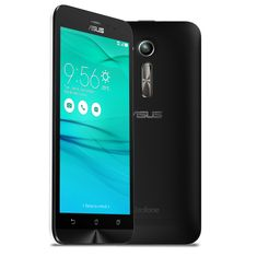Asus telefon Zenfone GO ZB500KG, crna