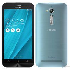 Asus telefon Zenfone GO ZB500KG, srebrno-plava