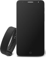 Alcatel POP 4+ 5056D Slate Move Edition, Dual SIM, břidlicově šedý