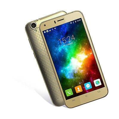 Cubot telefon Manito LTE, zlat