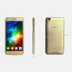 Cubot telefon Manito LTE, zlatna