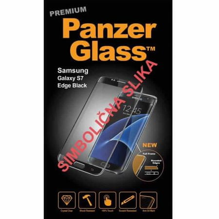 PanzerGlass zaščitno steklo Samsung GALAXY S7 Edge Pink