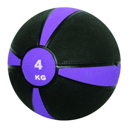 Xplorer medicinska žoga, 4 kg