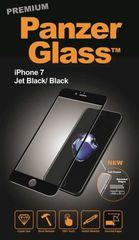PanzerGlass zaščitno steklo Apple iPhone 7 Jet Black