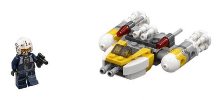 LEGO® Star Wars 75162 Mikrobojevnik Y-Wing™