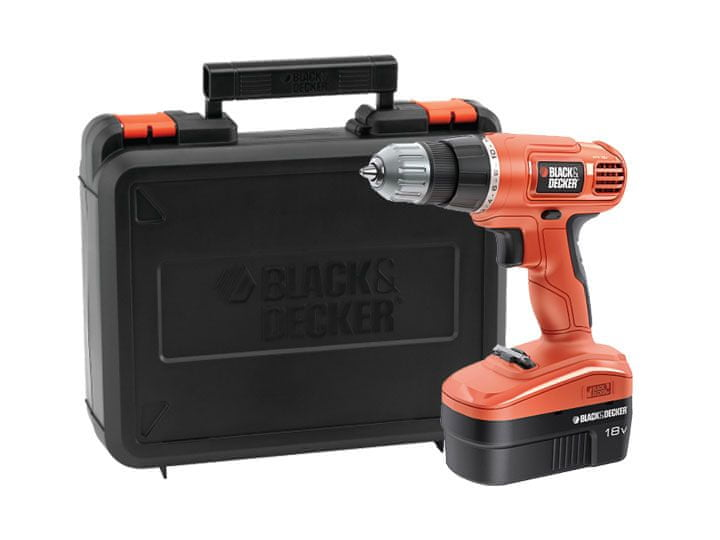 Black+Decker EPC18CAK