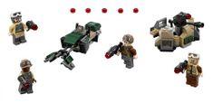 LEGO® Star Wars 75164 Bojni komplet uporniških bojevnikov