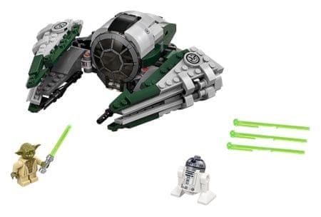 LEGO Star Wars 75168 Yodov Jedijevski Zvezdni lovec Starfighter