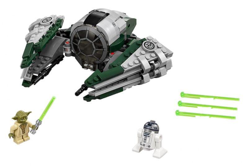 LEGO® Star Wars 75168 Yodova jediská stíhačka