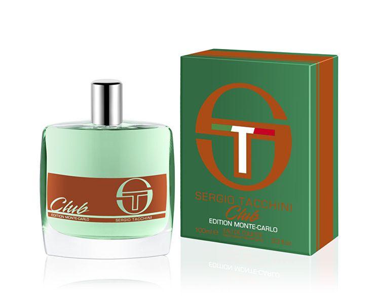 Sergio Tacchini Club Edition Monte-Carlo - EDT 100 ml
