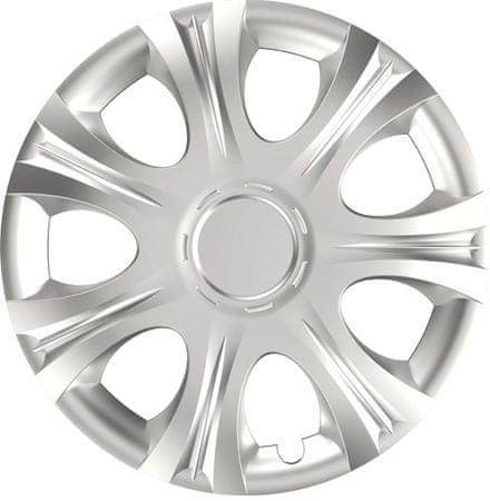 Versaco Poklice IMPULSE Silver sada 4ks 13