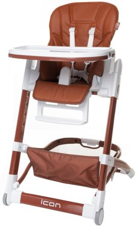 4Baby Židlička ICON, Brown