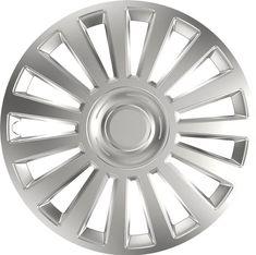 Versaco Poklice LUXURY Silver sada 4ks