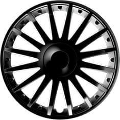 Versaco Dísztárcsa CRYSTAL Black készlet 4 db