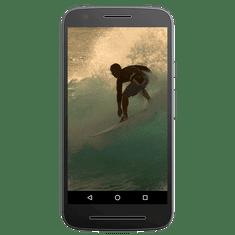 Lenovo Moto GSM telefon Moto E3, črn