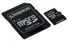 Kingston pomnilniška kartica SDC10G2, 256GB