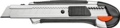 Fixpoint profesionalni olfa nož z gumiranim držalom