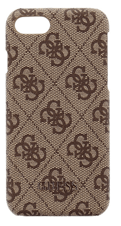 Guess GUHCP7L4GB 4G Hard Case Brown pro iPhone 7 Plus