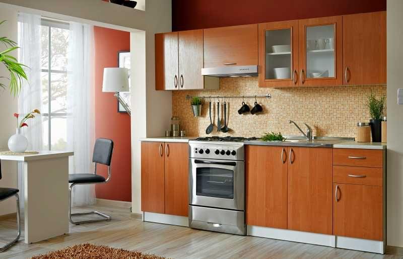 Kuchyně JOLANA II 180/240 cm, olše