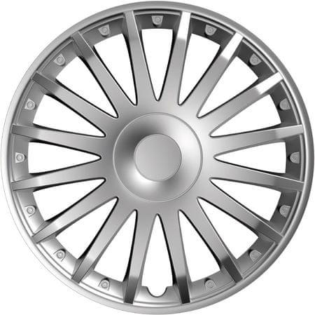 Versaco Poklice CRYSTAL Silver sada 4ks 15