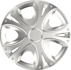 Versaco Kołpaki Dynamic Silver - 4 sztuki
