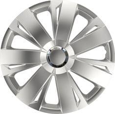 Versaco Poklice ENERGY RC Silver sada 4ks