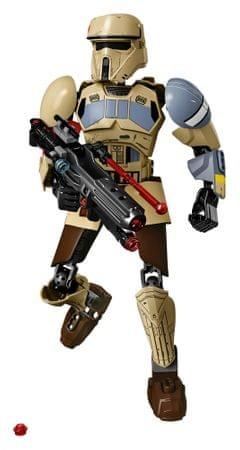 LEGO Star Wars 75523 Scarifski jurišnik
