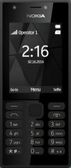 Nokia GSM telefon 216 DS, črn