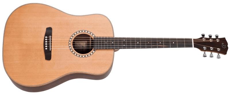 Dowina Danubius D Akustická kytara