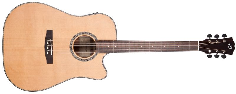 Dowina Rustica DCE Elektroakustická kytara