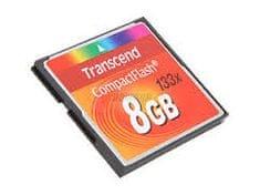 Transcend pomnilniška kartica TS8GCF133