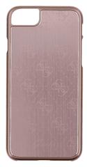 Guess GUHCP7MEPI 4G Aluminium pouzdro Pink pro iPhone 7