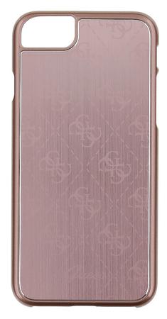 Guess GUHCP7MEPI 4G iPhone 7 Telefontok, Rózsaszín