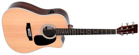 DMRC-1STE Elektroakustická gitara