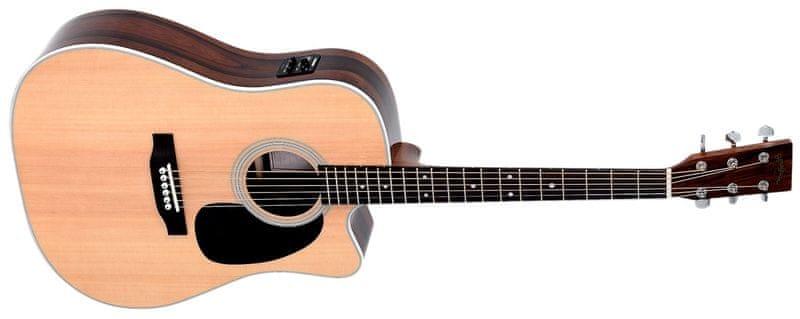 Sigma Guitars DMRC-1STE Elektroakustická kytara