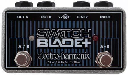 Electro-Harmonix Switchblade Plus Signálový prepínač