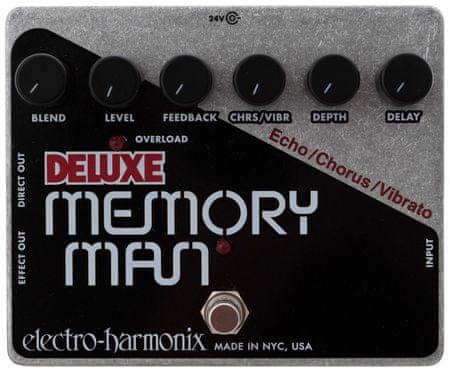 Electro-Harmonix Deluxe Memory Man Gitarový efekt