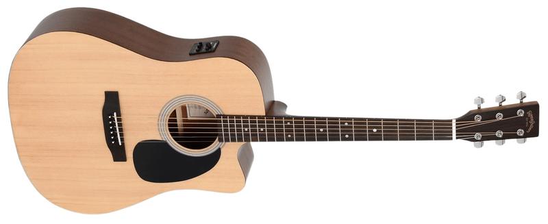 Sigma Guitars DMC-STE Elektroakustická kytara